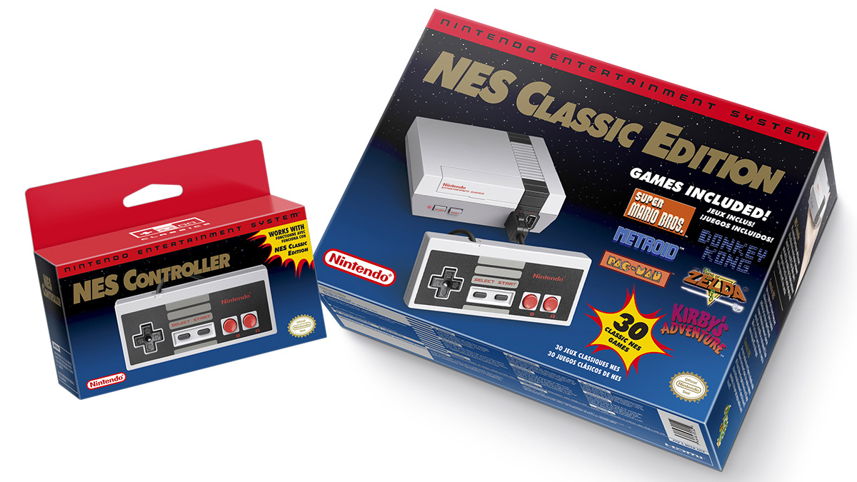 Nintendo Entertainment System Classic