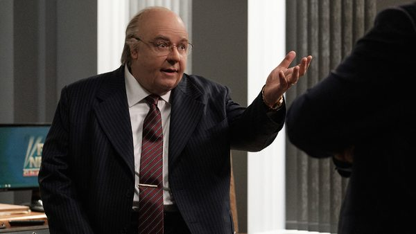 Russell Crowe jako Roger Ailes