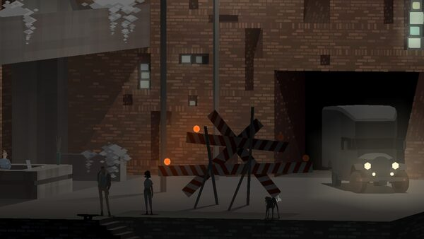 screenshot ze hry Kentucky Route Zero