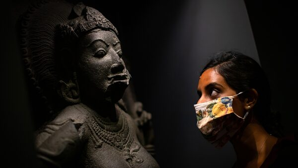 The British Museum: Tantra: enlightenment to revolution